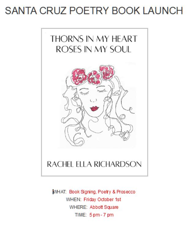 Rachel Ella Richardson THORNS IN MY HEART